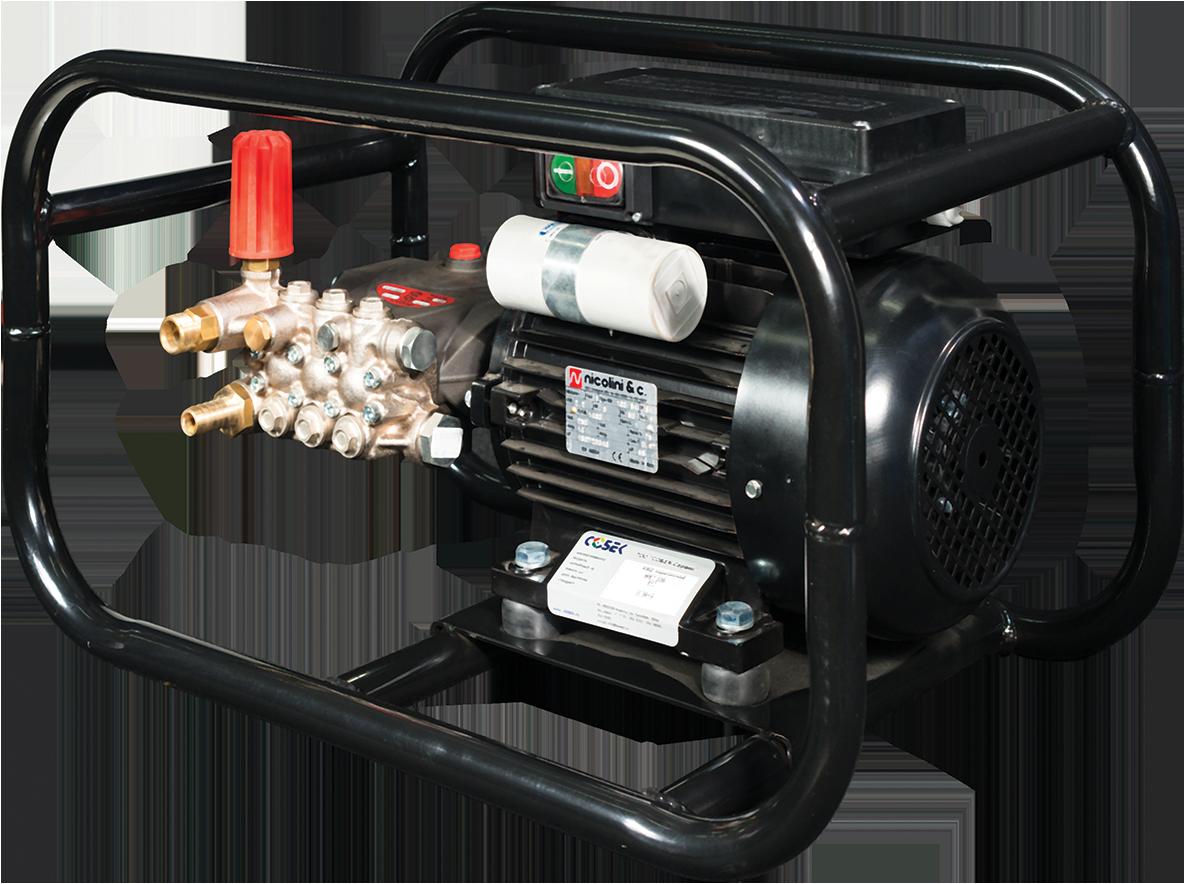 Профессиональный аппарат высокого давления WET 255, 200 бар (кешер для автомойки)