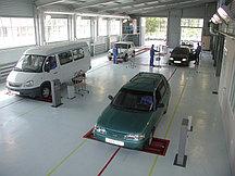 ЛТК-С  10000 - стационарная линия технического контроля