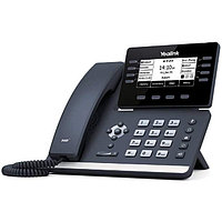 Yealink SIP-T53W, IP телефон,12 SIP аккаунтов,BLF, PoE, WIFI