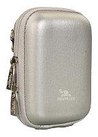 Сумка для фотоаппаратов Riva 7023 (PU) (silver)