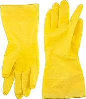 Перчатки латексные размер M, DEXX