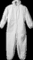 Комбинезон защитный, микропористый материал, размер 50-52, серия «ПРОФЕССИОНАЛ», ЗУБР