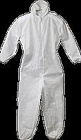 Комбинезон защитный, трехслойный материал, размер 50-52, серия «МАСТЕР», ЗУБР