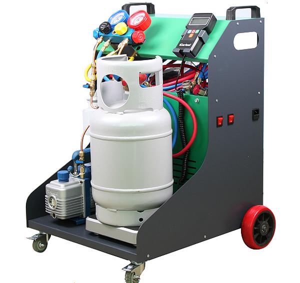 ODA-200 Станция для заправки и рекуперации хладагента автокондиционеров