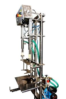 Аппарат розлив вязких продуктов ПАККА-ЛД-2