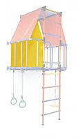 Модуль защита стены верхняя (для  Индиго) желтый