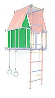 Модуль защита стены верхняя (для  Индиго) зеленый