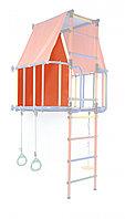 Модуль защита стены верхняя (для  Индиго) оранжевый