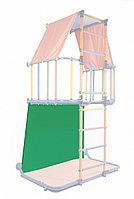 Модуль защита стены нижняя (для  Индиго) зеленый