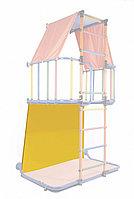 Модуль защита стены нижняя (для  Индиго) желтый