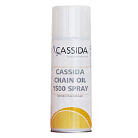 CHAIN OIL 1500 SPRAY CASSIDA (0.4L)/Масло для цепей