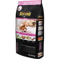 Belcando Finest Grain-Free 1кг (ягненок) сухой корм для мелких и средних пород собак с чувств. к зерновым, фото 1