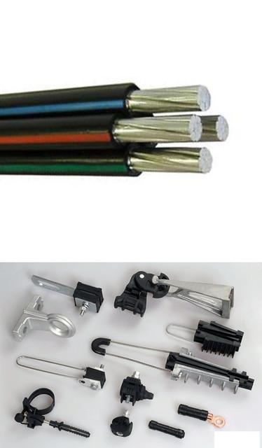 СИП кабель и СИП арматура