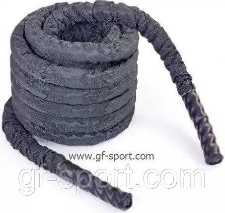 Канат для кроссфита в чехле - 15 м. (диаметр 3,8 см.)