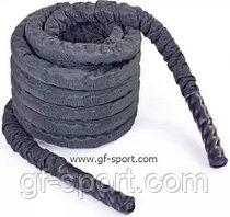 Канат для кроссфита в чехле - 9 м. (диаметр 3,8 см.)