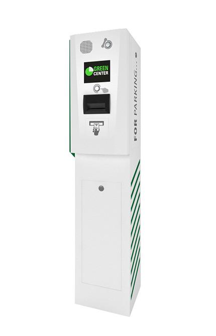 Выездной терминал автономной системы парковки GREEN ECONOMY GPE4T CtPr