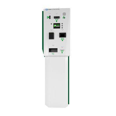 Автоматический пакомат для приёма оплаты в системах парковки Green VARIANT GP4MS BvCv