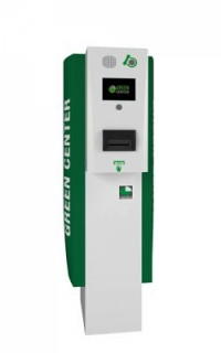Въездной терминал для систем парковки Green ECONOMY GPE4T Bp