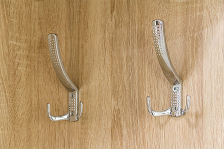 Шкаф стеллаж угловой приставной, модульной системы Визит 1, Дуб Сонома, СВ Мебель (Россия), фото 2