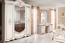 Зеркало в раме как часть комплекта Джулия 4К, Белая Эмаль, Форест Деко Групп (Беларусь), фото 3