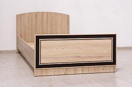 Кровать односпальная (Дисней 90), коллекции Дисней, Дуб Светлый, MEBEL SERVICE (Украина)