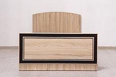 Кровать односпальная (Дисней 90), коллекции Дисней, Дуб Светлый, MEBEL SERVICE (Украина), фото 2
