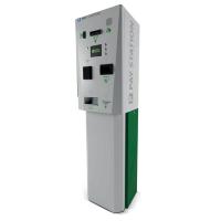 Автоматический паркомат с монетоприёмником GPE4M Cv
