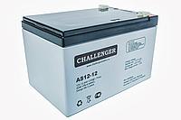 Аккумулятор Challenger AS12-12A (12В, 12Ач), фото 1