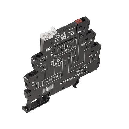 Твердотельные реле TOS 230VAC RC 48VDC0,1A, фото 2