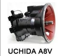 Гидронасосы и запчасти UCHIDA A8V