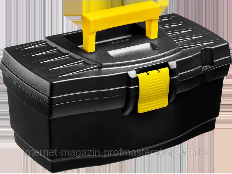 """Ящик для инструмента TOPLine, 480 х 250 х 240 мм, 19"""" серия STANDARD, STAYER"""