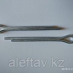 Разводные шплинты оцинкованные ГОСТ 397—79 (DIN 94) 8mmX60mm, 30g/ea