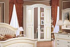 Комплект мебели для спальни Любава 4, Жемчуг, Форест Деко Групп(Беларусь), фото 3