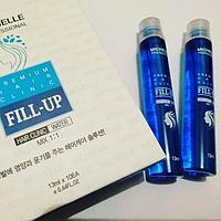 Филлер для волос Michelle Premium Hair Clinic Fill-Up 13 мл.- 1 ампула