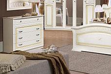 Комплект мебели для спальни Любава 6, Жемчуг, Форест Деко Групп(Беларусь), фото 3