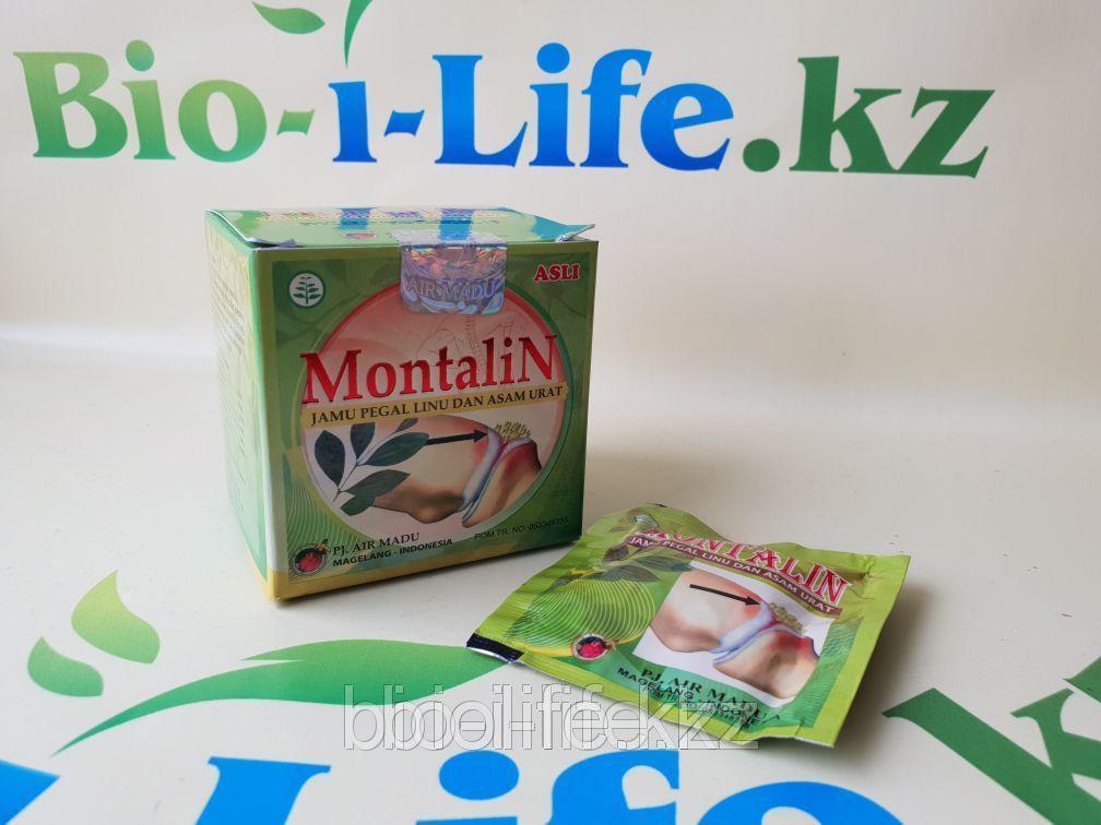 Монталин (Montalin) капсулы против боли в суставах и мышцах (штучно 1 пак.-4 капсулы)