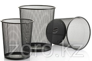 Офисная корзина для мусора сетчатая 12 л