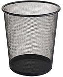 Офисная корзина для мусора (сетчатая) урна 9л, фото 3