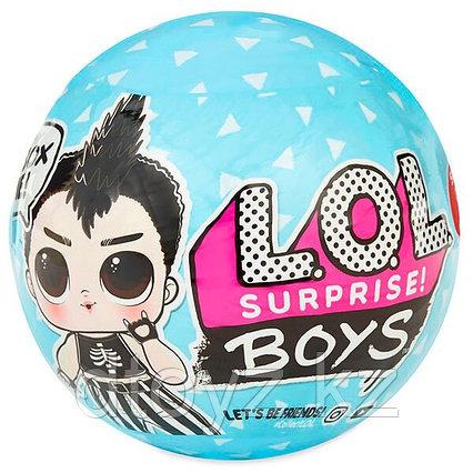 LOL Surprise! Boys Series - Мальчики ЛОЛ Сюрприз