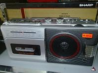 Магнитола кассетная Sharp QT-111W