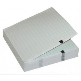 Бумага тепловая для ЭКГ 210ммх30х18