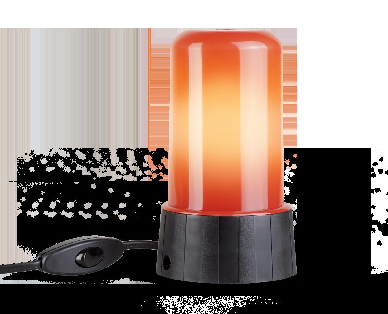 Фонарь лабораторный (с регулировкой яркости, красного цвета)