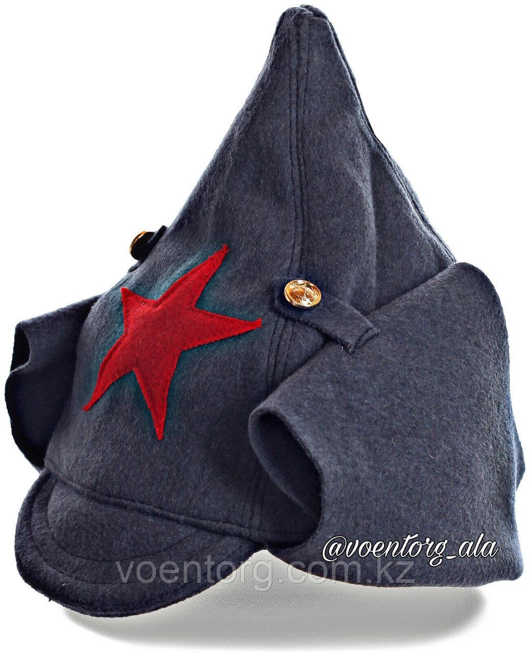 Шапка-Будёновка