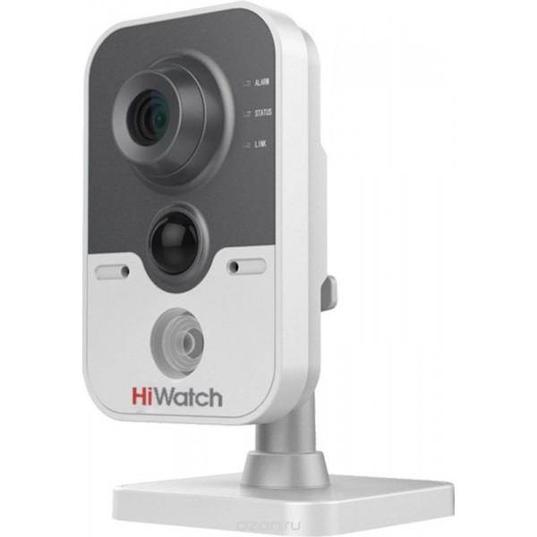 Внутренняя IP POE камера 2 Mp с записью на карту памяти HiWatch DS-I214
