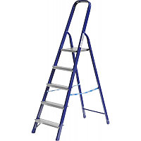 Лестница-стремянка, стальная, 5 ступеней, 103 см, СИБИН