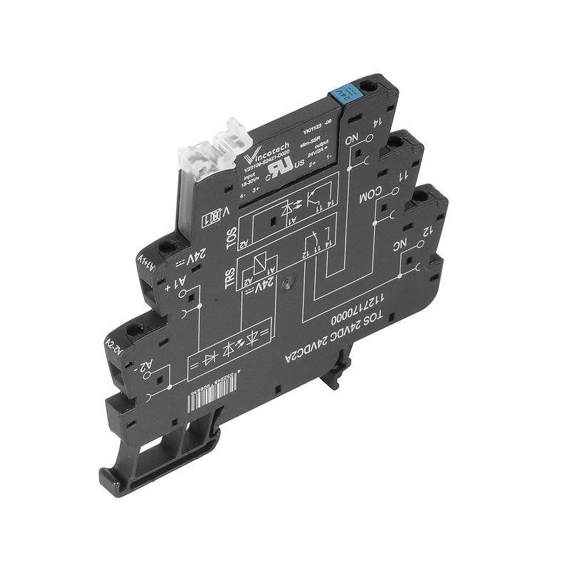 Твердотельные реле TOS 12VDC 24VDC2A