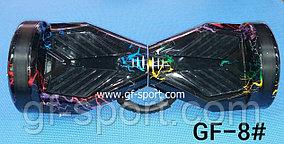 Гироскутер Автобаланс Lambo 8 дюймов с ручкой + сумка в подарок  8