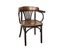"""Кресло из дерева """"Классик Люкс"""" (5288-01-2) краситель 325"""