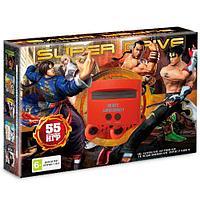 16 bit Приставка Sega Super Drive Tekken (55 игр), фото 1