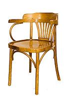 """Кресло из дерева с твердым сидением """"Классик Люк"""" (Б 5288-01-2) краситель 311"""